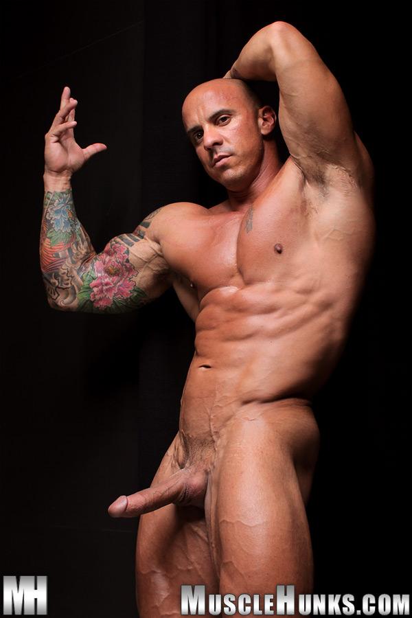 Nude spa sauna naked