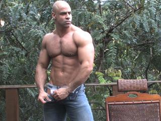 Buck Branson - Daddy Muscle Hunk Videos