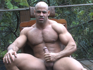Buck Branson - Daddy Muscle Hunk Videos