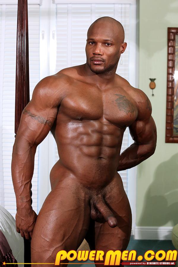 Black Hunks Naked 57