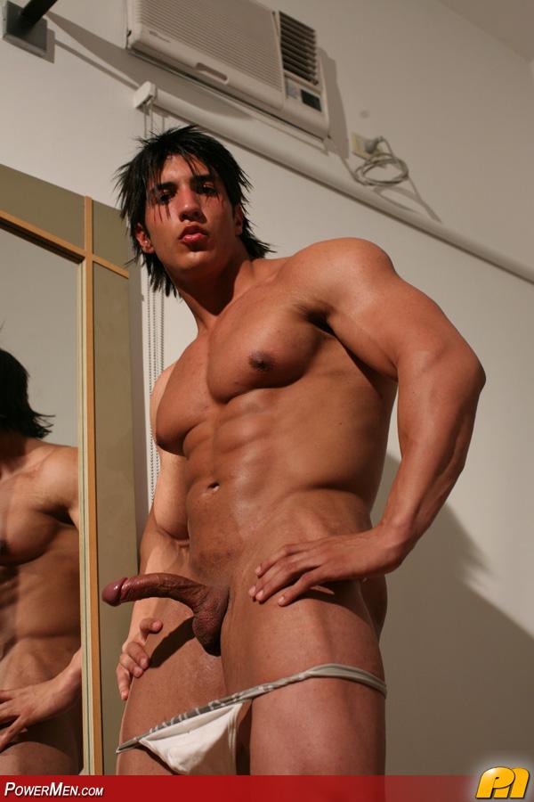 big muscle gay porn